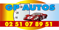 GP AUTOS Logo